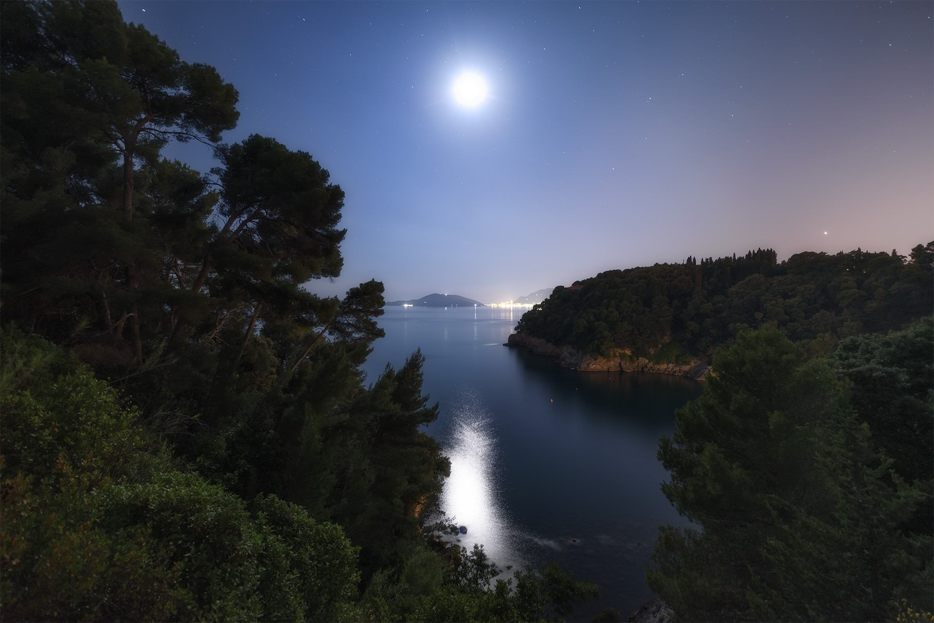 Luca Mussi Corso NiSi Academy Fotografia Notturna Natural Night