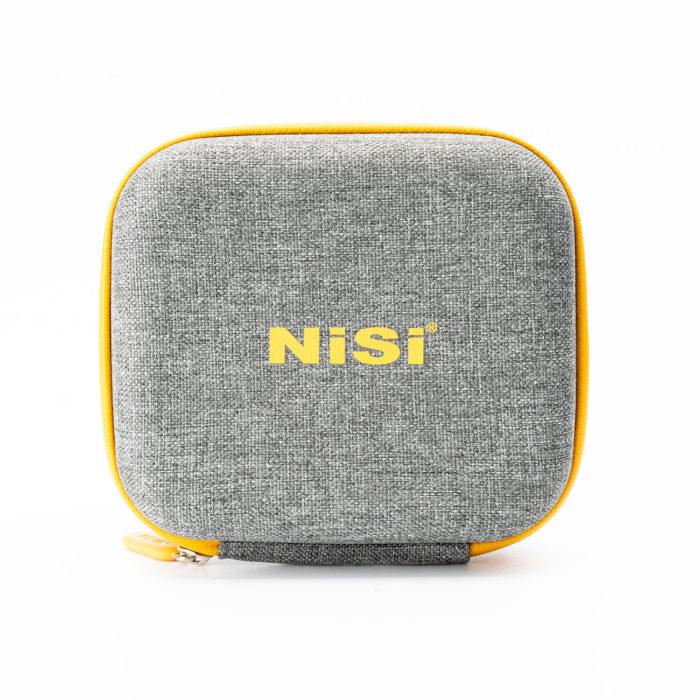 NiSi Caddy filtri circolari custodia