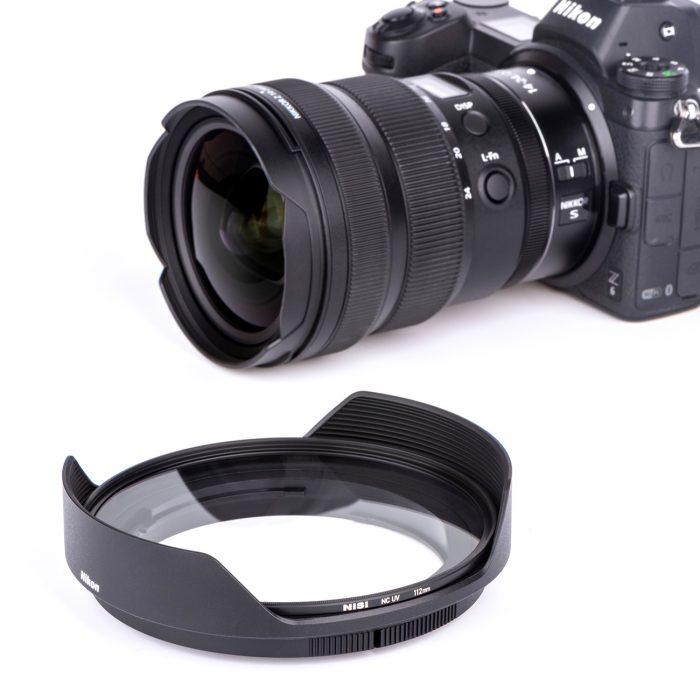 Filtro UV 112mm Nikon Z 12-24 f2-8