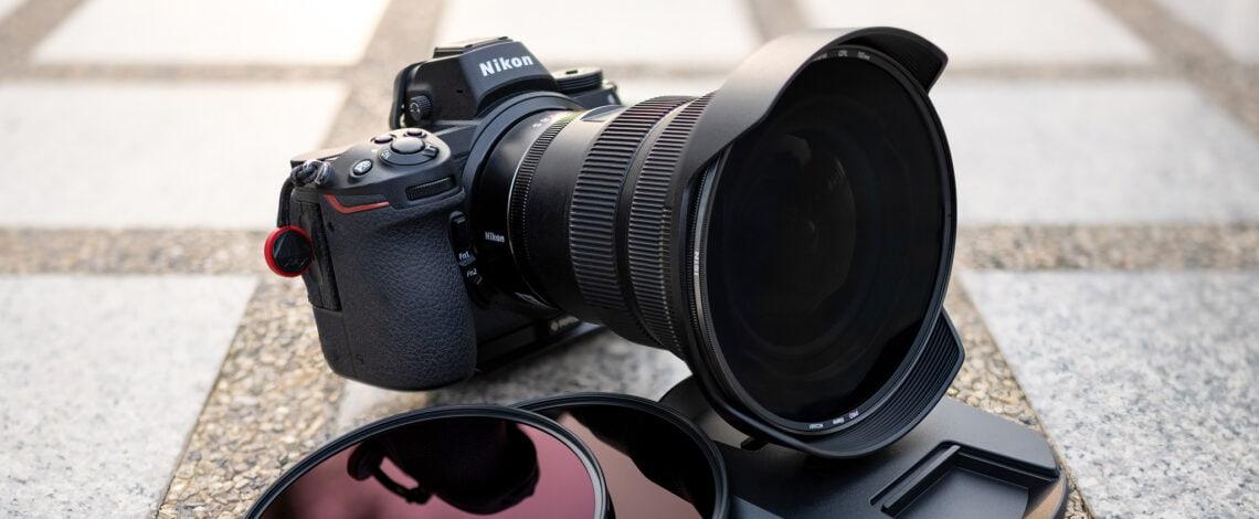 filtri 112mm Nikon NIKKOR Z 14-24mm f/2.8 S