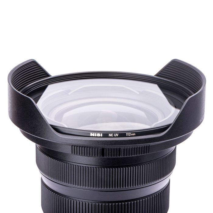 NiSi Filtro UV 112mm Nikon Z 12-24 f2-8