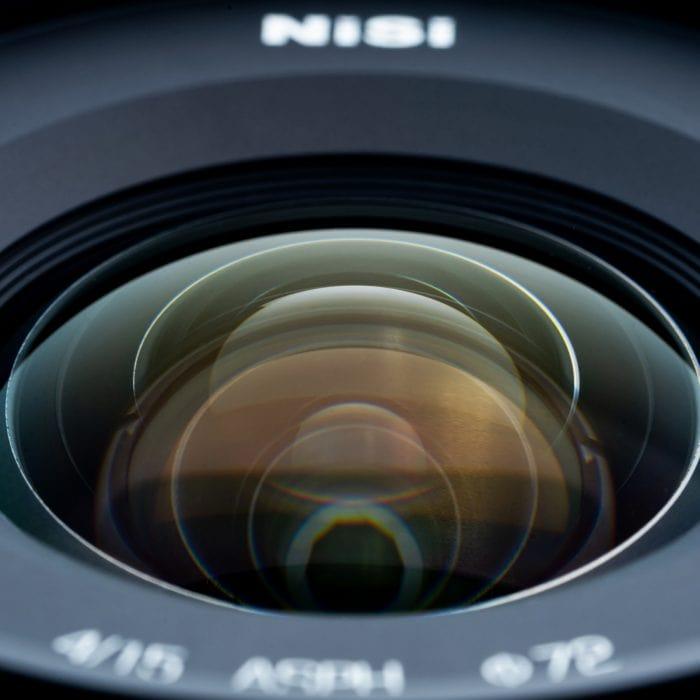 NiSi-15mm-f4-ASPH obiettivo