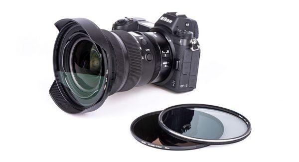 Filtri per l'obiettivo Nikon NIKKOR Z 14-24mm f/2.8 S