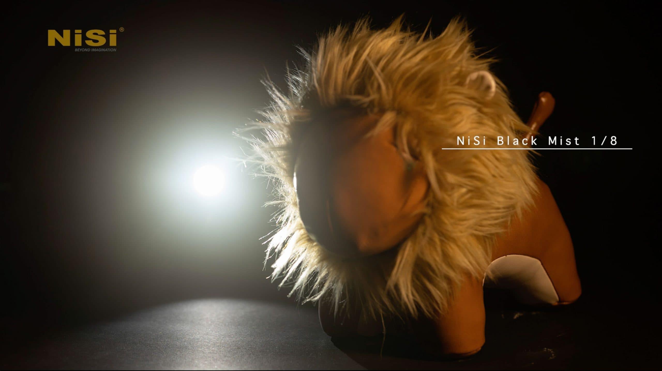 nisi black mist 1-8 comparison lion